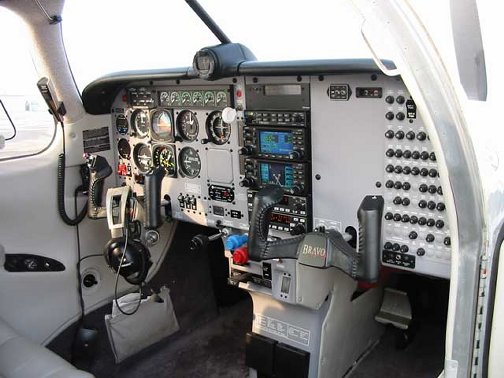 Things to look at for various types of Aircraft before purchase.